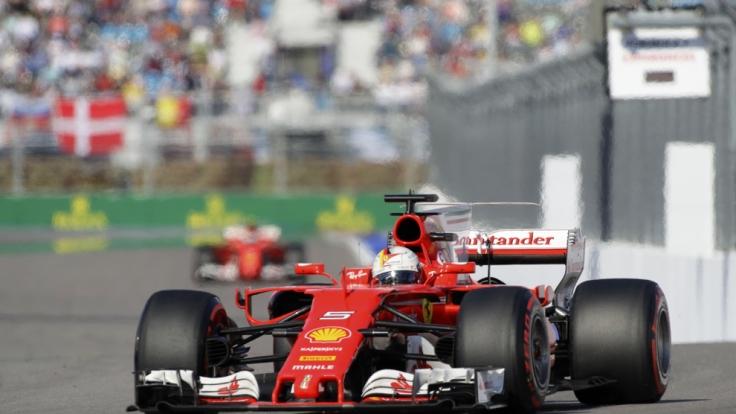An diesem Rennwochenende macht die Formel-1 Halt in Europa. Dieses Mal findet das Duell Ferrari-Mercedes im spanischen Barcelona statt.