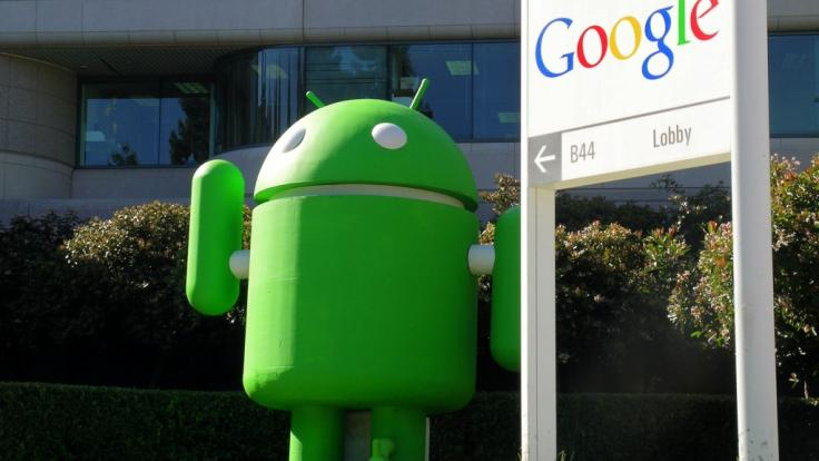 Android Hacker Angriff