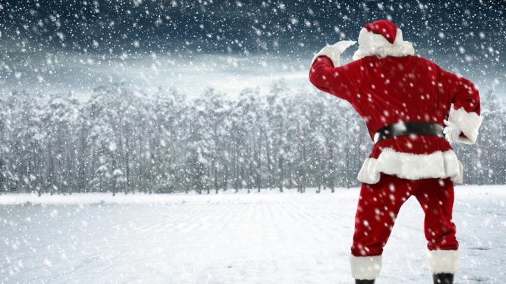 Weiße Weihnachten.Wetter Weihnachten 2018 Aktuell Hier Könnte Es Weiße Weihnachten