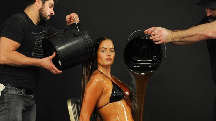 "Den Kandidatinnen wird bei ""Germany's Next Topmodel"" alles abverlangt! (Foto)"