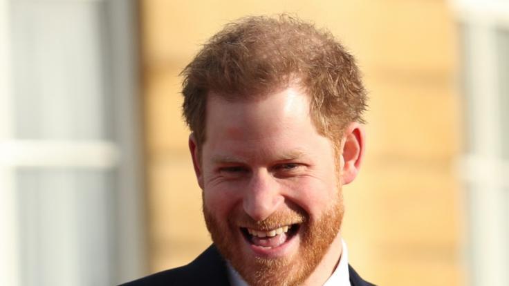 Prinz Harry hat anderen Fahrgästen verboten mit ihm im selben Zugwaggon zu sitzen. (Foto)