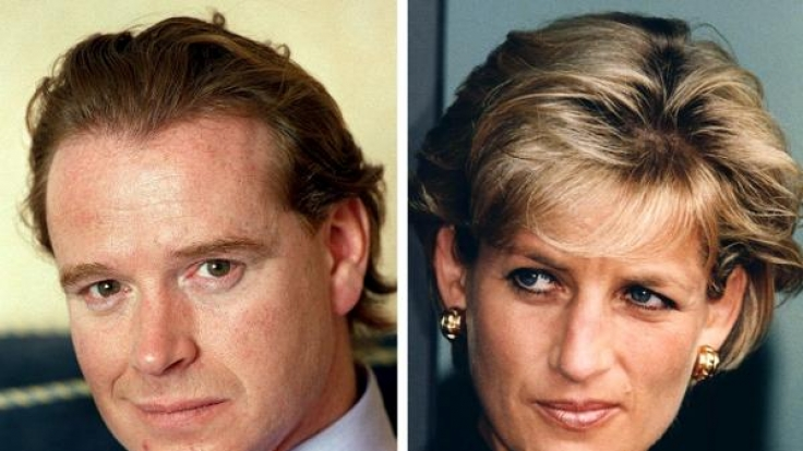 Die Affäre zwischen Hewitt und Lady Di soll angeblich bereits vor Harrys Geburt begonnen haben.