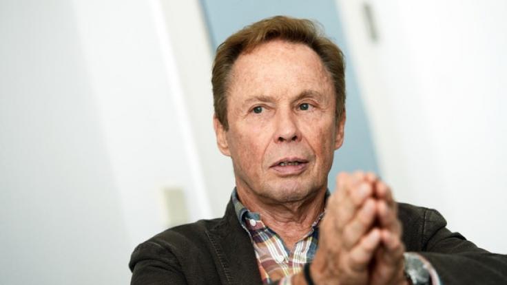 Peter Kraus leidet seit seinem Unfall unter Panik-Attacken. (Foto)