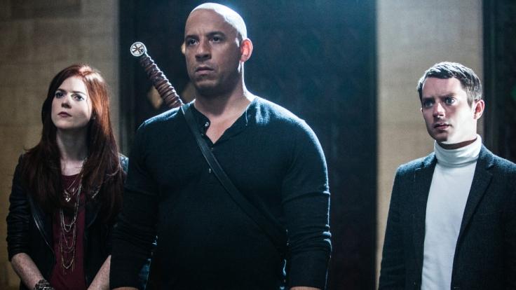 """2015 war er an der Seite von Vin Diesel in """"The Last Witch Hunter"""" zu sehen. (Foto)"""