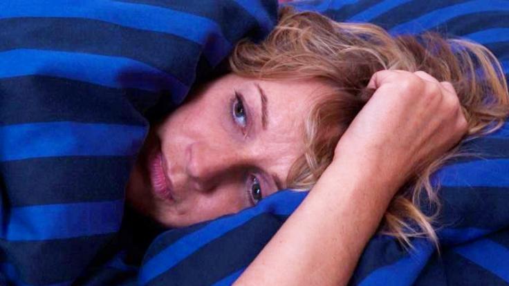 Schlaflosigkeit (Foto)