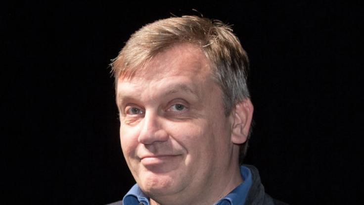 Hape Kerkeling ist für seine witzigen Streiche bekannt.