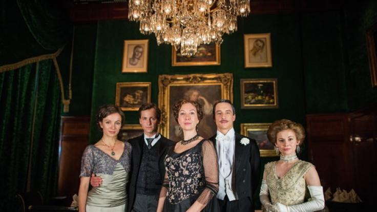 """Im Film """"Die Sacher"""" geht es mehr um Nebenhandlungen, als um die Geschichte des Hauses selbst. (Foto)"""