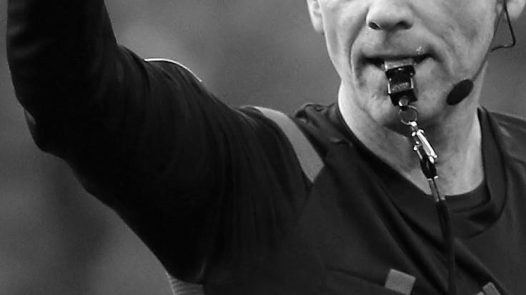 Der Nachwuchsschiedsrichter Steffen Mix kam bei einem Autounfall ums Leben (Symbolbild).