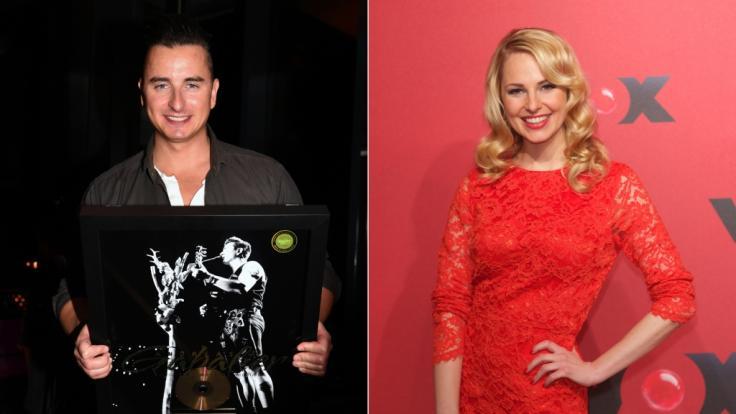 Andreas Gabalier und Freundin Silvia Schneider haben sich getrennt. (Foto)