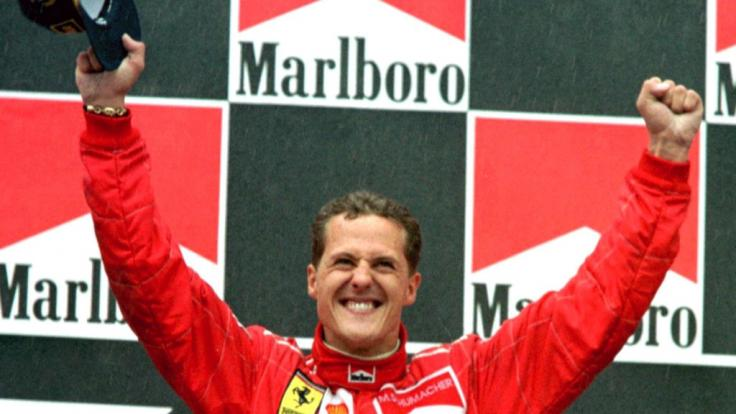 Ohne sein Team wäre Michael Schumacher nicht so erfolgreich gewesen.