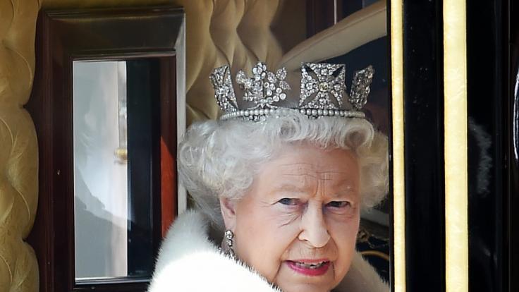 Dankt Queen Elizabeth II. schon bald ab?