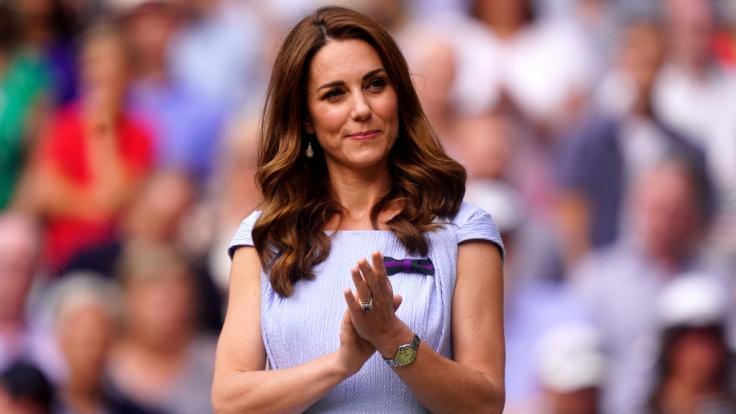Kate Middleton hat dem britischen Königshaus gleich dreifachen Nachwuchs beschert. (Foto)