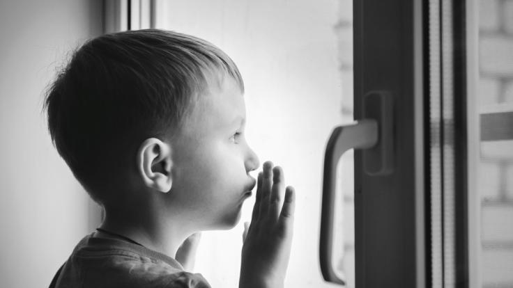 Immer mehr Kinder sollen in der Pandemie Selbstmordgedanken haben. (Symbolfoto) (Foto)