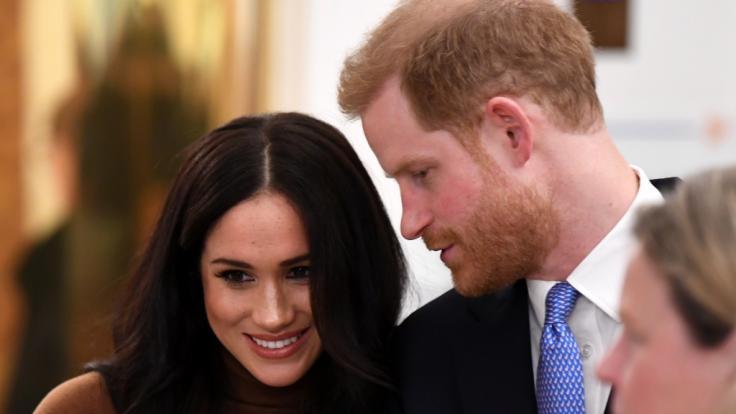 Haben Meghan Markle und Prinz Harry den Bogen nun endgültig überspannt?