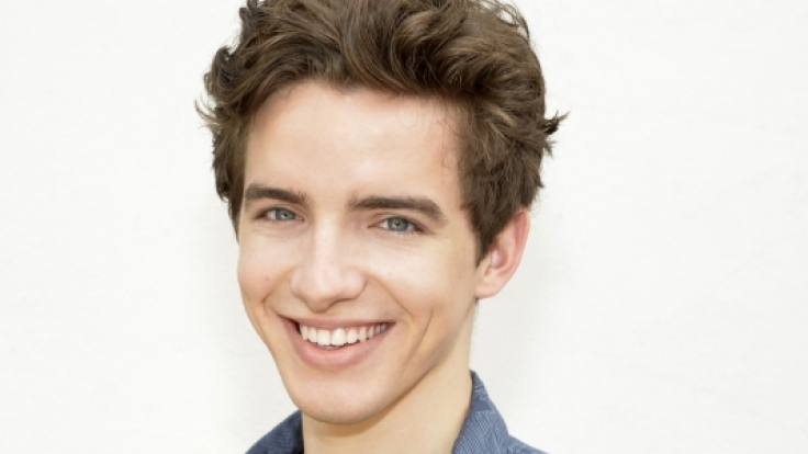 Maximilian Braun übernimmt ab August die neue Hauptrolle als Luis Ahrens bei GZSZ. (Foto)