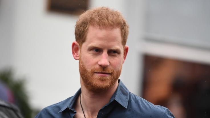 Prinz Harry musste seine militärischen Titel abgeben. (Foto)
