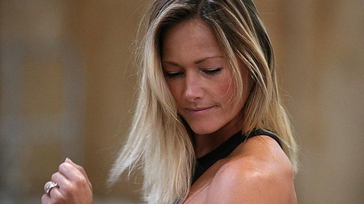 Helene Fischer geht beim Training für ihre Shows bis an die Schmerzgrenze. (Foto)
