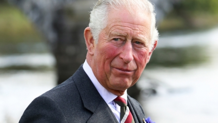 """Ob Prinz Charles privat wohl auch """"The Crown"""" schaut? (Foto)"""
