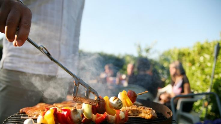 Beim Grillen kann man ungesunde Fehler machen. (Foto)