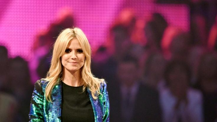 """Heidi Klum sucht auch in diesem Jahr """"Germany's next Topmodel"""". (Foto)"""
