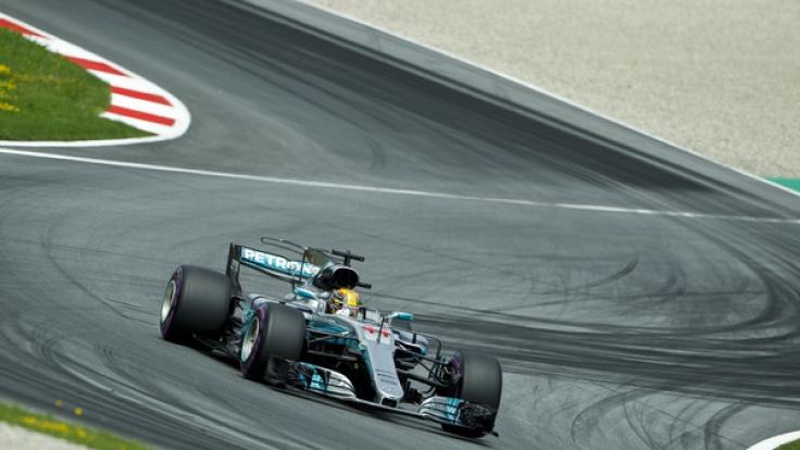 In Spielberg findet der Österreich-GP 2017 der Formel 1 statt.