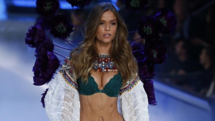 "Im Bikini am Strand der Dominikanischen Republik raubte ""Victoria's Secret""-Model Josephine Skriver den Instagram-Usern den Atem. (Foto)"