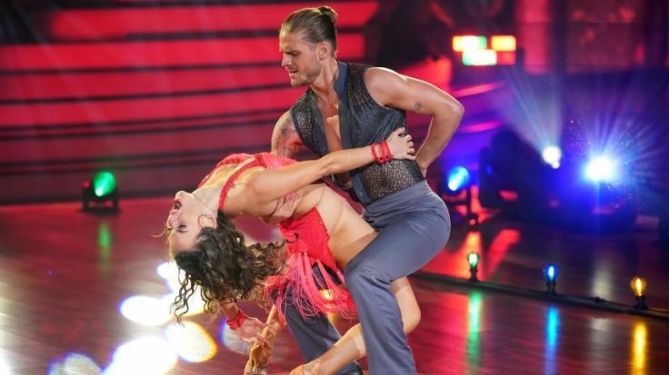 "Tanzen Rúrik Gíslason und Renata Lusin ins ""Let's Dance""-Finale? (Foto)"