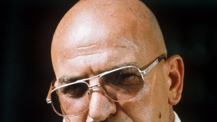 Ernst Stavro Blofeld alias Telly Savalas. (Foto)