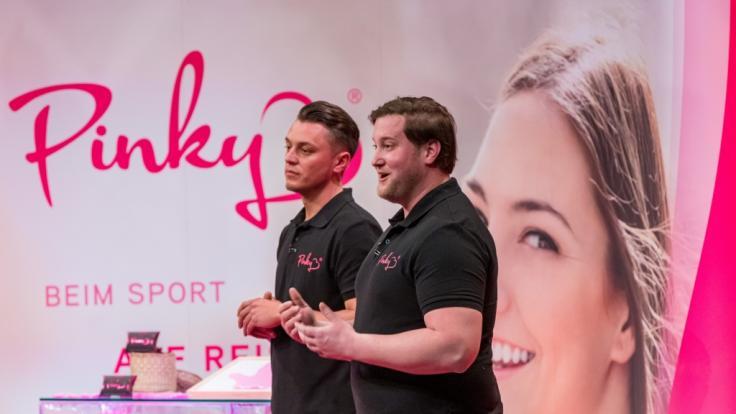 Die Gründer von Pinky können zwar einen DHD-Deal abstauben, im Netz kommt das Produkt aber nicht so gut an. (Foto)
