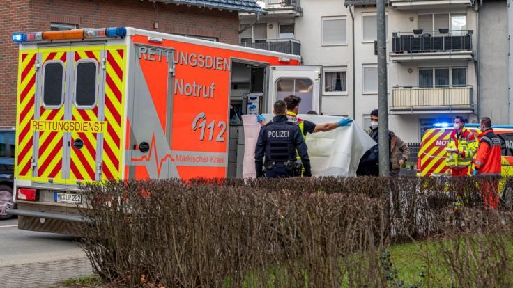 Nach einem Streit zwischen getrennt lebenden Eltern ist die 24-jährige Mutter gestorben. (Foto)
