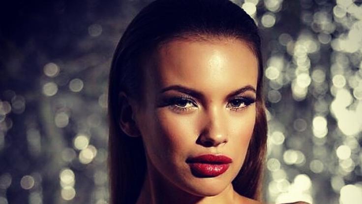 Sie machte bei der 3. Staffel von Germany's Next Topmodel mit. (Foto)