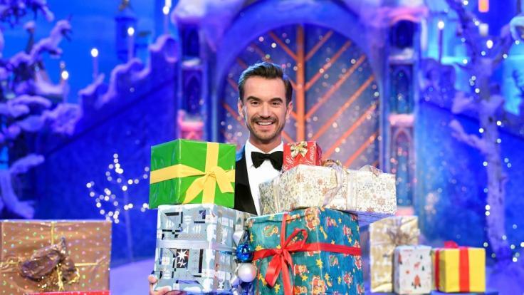 Florian Silbereisen zündet gemeinsam mit vielen Stars die ersten Kerzen an und stimmt die Zuschauer mit den schönsten Advents- und Weihnachtsliedern auf die besinnlichste Zeit des Jahres ein. (Foto)