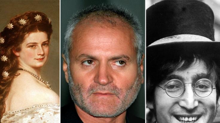 Kaiserin Sissi, Gianni Versace und John Lennon zählen zu den bekanntesten Mordopfern.