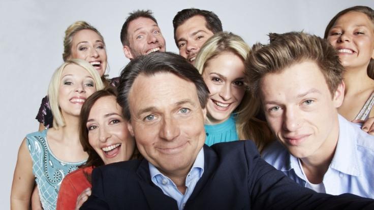 Seit 1992 auf Sendung: Deutschlands erste Daily Soap - Gute Zeiten, schlechte Zeiten.