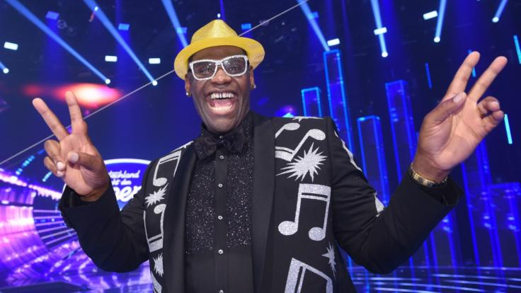 Der Sänger Alphonso Williams ist erneut im Krankenhaus. (Foto)