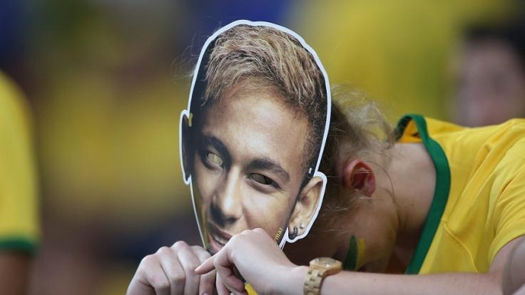 Brasilien verliert das Halbfinale im eigenen Land gegen Deutschland mit 1:7. Und das ohne Superstar Neymar.