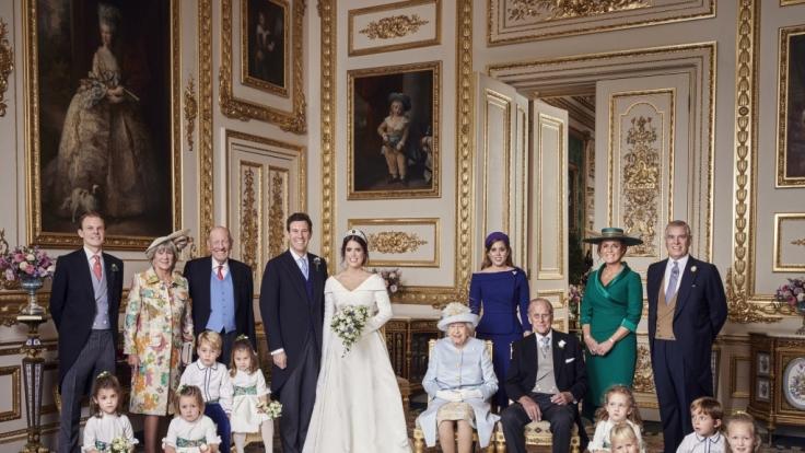 Zwischen Prinz Philip und Sarah Ferguson herrscht dicke Luft.