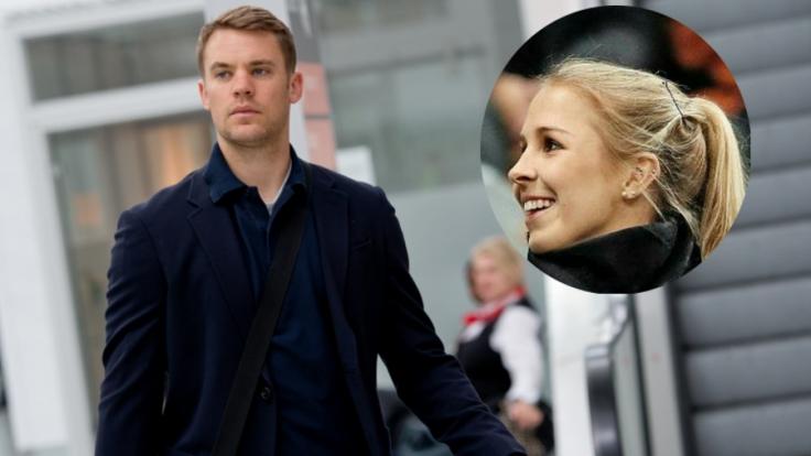 Manuel Neuer im Liebesurlaub mit seiner Freundin Nina W. (Foto)