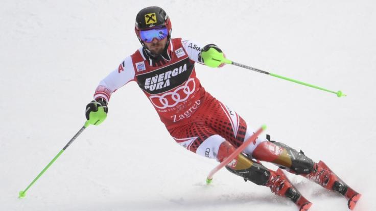 Im Ski-alpin-Weltcup 2019/20 der Herren steht am 05.01.2020 in Zagreb (Kroatien) der Slalom auf dem Programm.