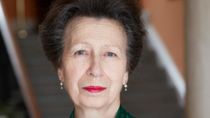 Diese Royal-News überraschten: Prinzessin Anne kam ins Gefängnis.