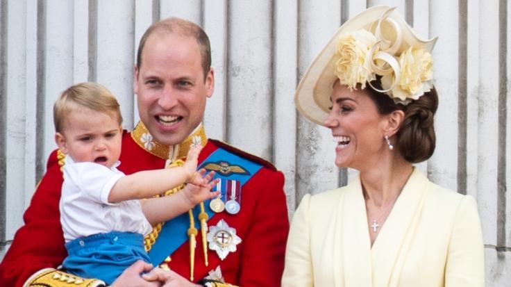 Auf Prinz Louis warten offenbar große Aufgaben. (Foto)