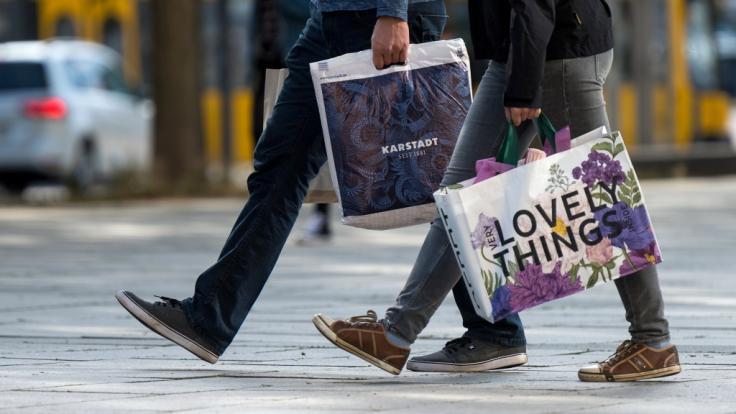 Verkaufsoffener Feiertag: Wo haben die Geschäfte am Pfingstmontag geöffnet? (Foto)