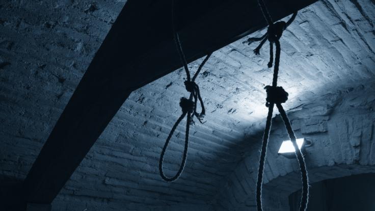 Ein Vater in Südafrika erhängte seine kinder, nachdem seine Frau die Scheidung wollte. (Symbolbild) (Foto)