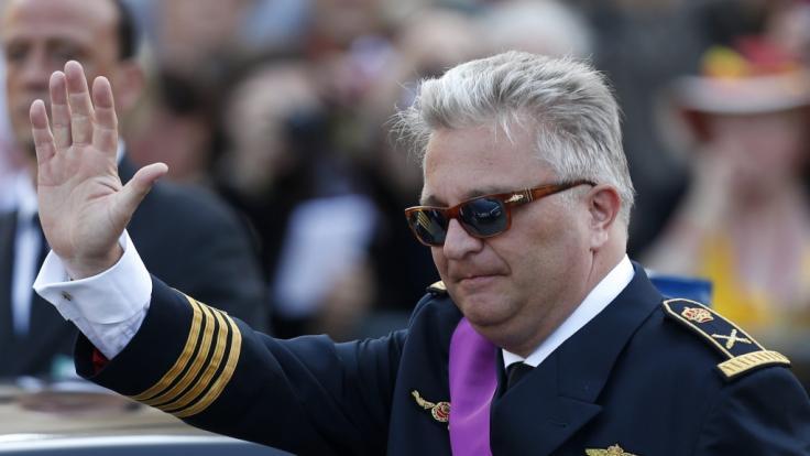 Prinz Laurent von Belgien wird 56 (Foto)