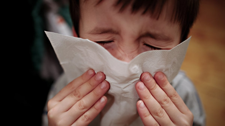 Eine Sommergrippe sollte man nicht unterschätzen. (Foto)