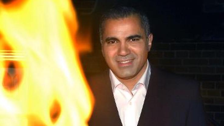 Aiman Abdallah privat (Foto)