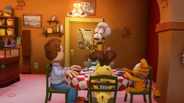 The Garfield Show™ bei KiKA (Foto)