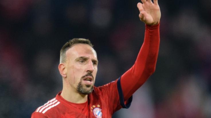 Spielt Ribéry demnächst für Eintracht Frankfurt?