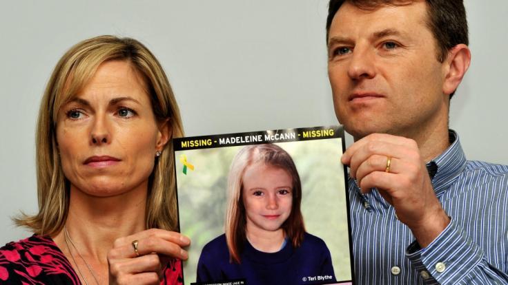 Gibt es eine neue Spur im Fall der verschwundenen Maddie? (Foto)