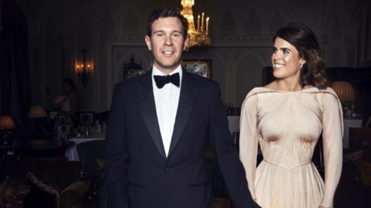 Gibt es bei Prinzessin Eugenie und Jack Brooksbank bald Nachwuchs? (Foto)